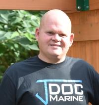 Jeremiah Masey owner and boat craftsman at JDOC Marine LLC