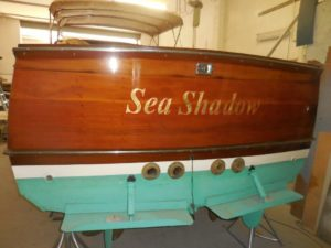 Teak restoration project for a sailboat - JDOC Marine LLC