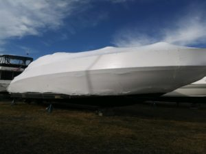 For the Best Boat Shrink Wrapping Services in Riverside NJ, Trust JDOC Marine, LLC - Call (856) 393-7720