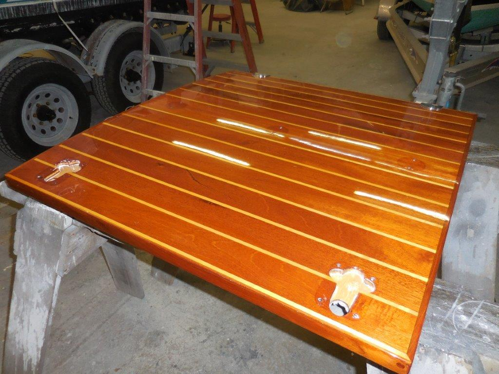 Boat Varnishing | JDOC Marine, LLC