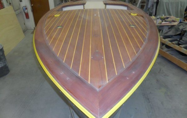 VARNISH FOR BOATS